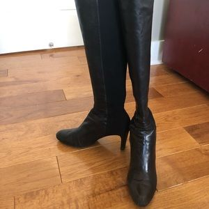 Genuine Stuart Weitzman over the knee boots 6-7